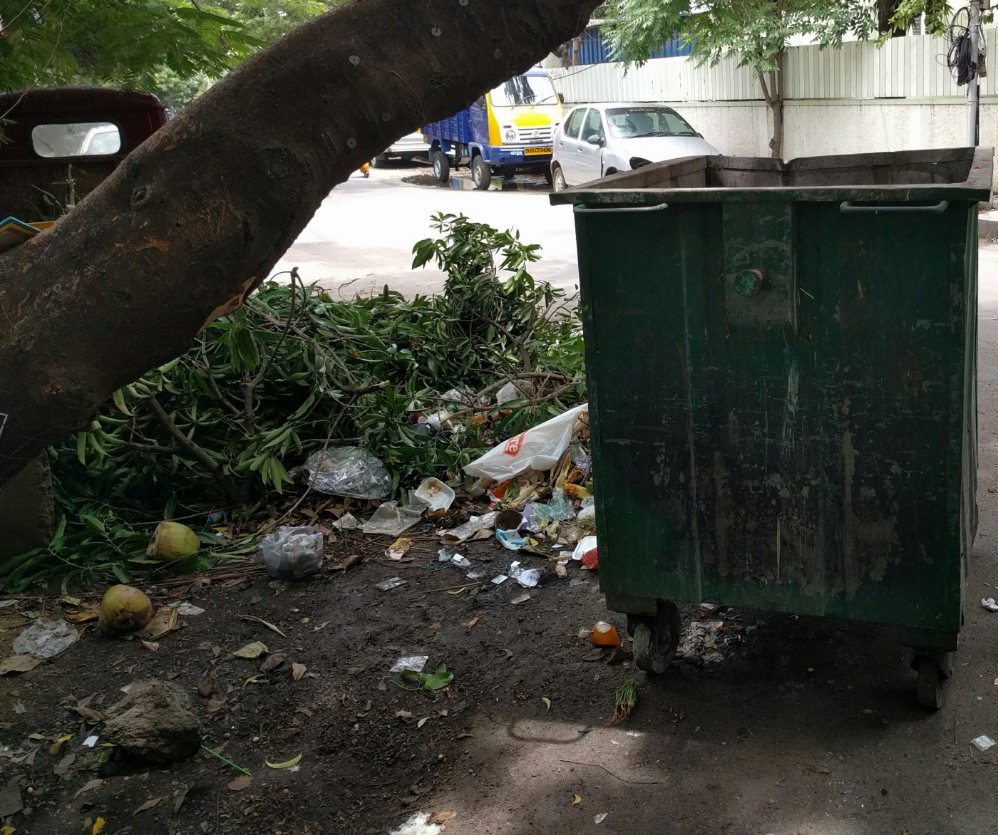 Who Moved my Garbage: Chennai in Action