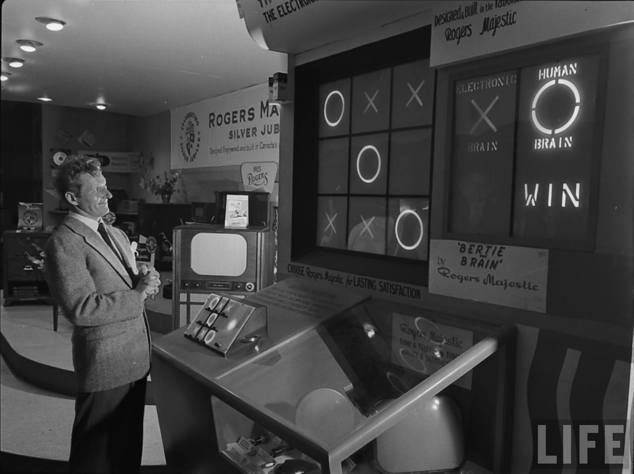 Birth of the Virtual (Store) Salesman